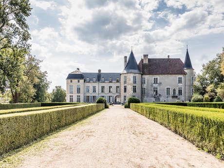 Château de Taisne, les Riceys en Champagne