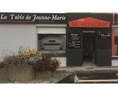 La Table de Jeanne-Marie