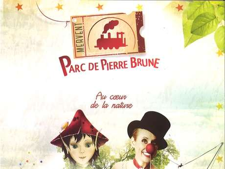 PARC DE PIERRE BRUNE - BILLETTERIE