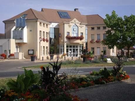 Mairie de Saint-Parres-aux-Tertres