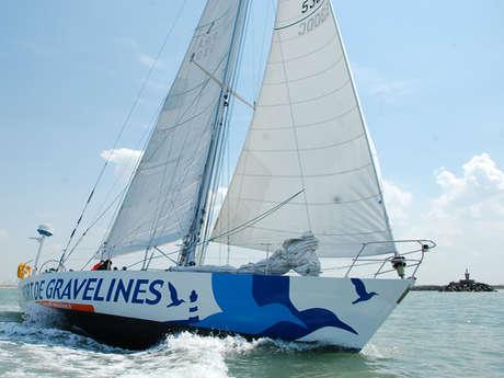"Sorties en mer à bord du voilier ""Port de Gravelines"""