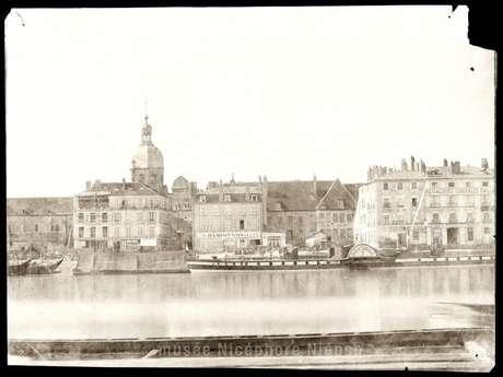 Chalon sur Saône avant 1945