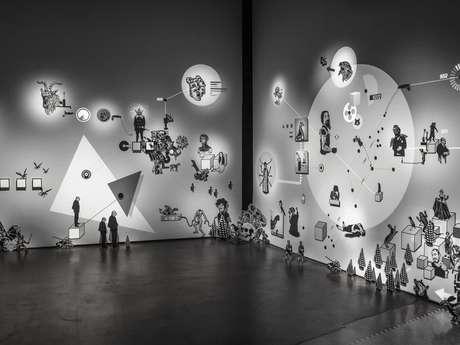 Nuit des arts numériques - Mécaniques discursives