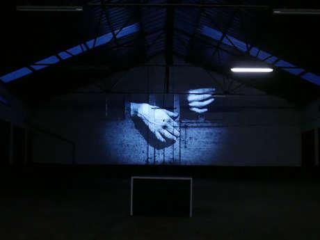 Nuit des arts numériques - Behind the wall