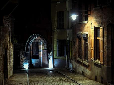 Nuit mystérieuse - Les rendez-vous secrets