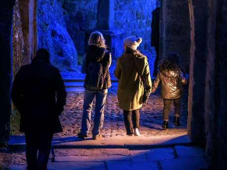 MEDIEVAL CITY NIGHT GUIDED TOURS