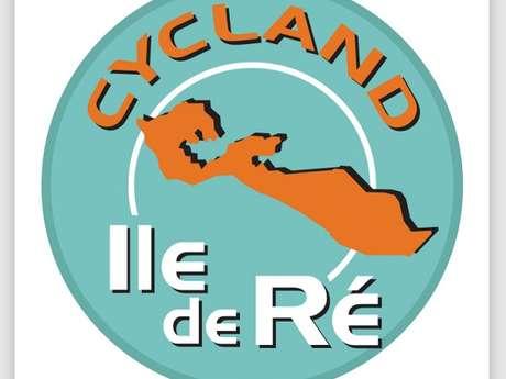 CYCLAND - ARS-EN-RÉ
