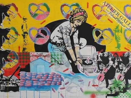 Atelier/Galerie Roland Lesluin