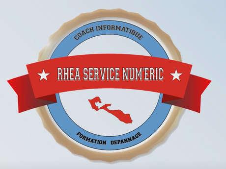 RHEA SERVICE NUMERIC (CONSEIL ET DEPANNAGE INFORMATIQUE)