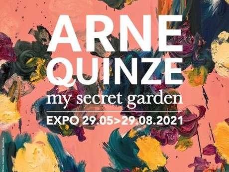 Arne Quinze - My secret garden / Médiateurs en salle
