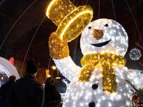 Les bulles magiques de Noël - confirmé