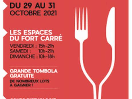 13e Salon du Vin et de la Gastronomie d'Antibes