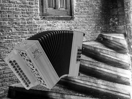 Guided tour: Accordion walk
