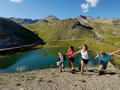 Itinéraire des lacs d'Orcières