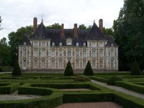 Parc et Jardin du Château de Barberey Saint-Sulpice