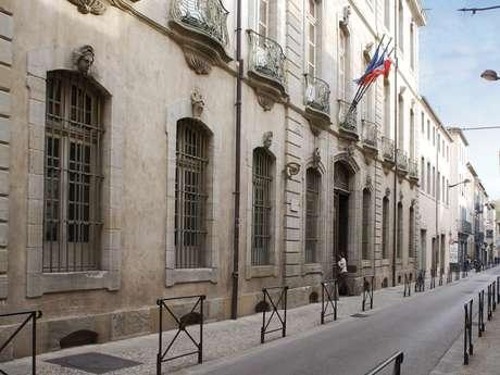 VISITE GUIDÉE DE L'HÔTEL DE ROLLAND