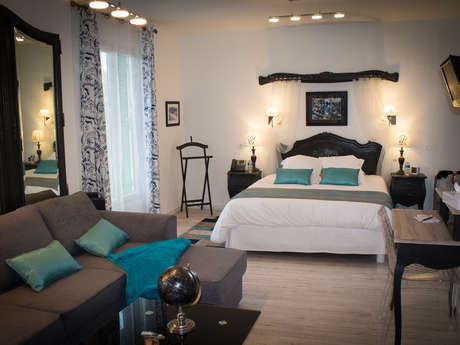 HOTEL AU CLOS PAILLE