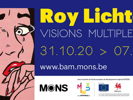"""Roy Lichtenstein """"Visions multiples"""" - Nocturnes"""