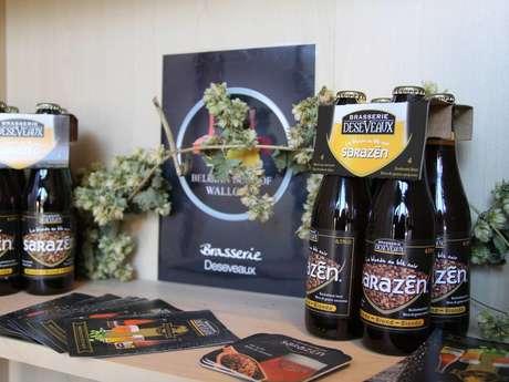 Uitstappen: Ontdekking van Mons & brouwerij Deseveaux