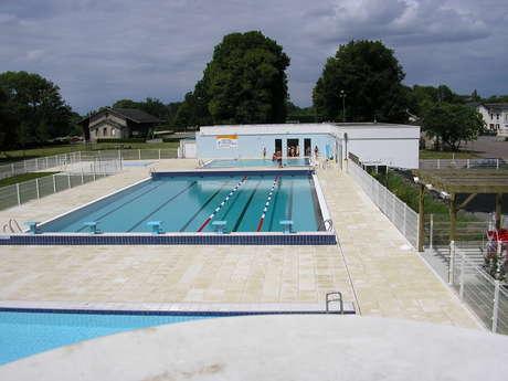 L'Isle Jourdain swimming-pool