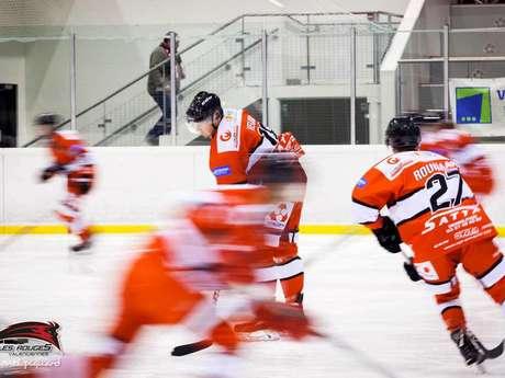 Match de hockey sur glace (REPORTES)
