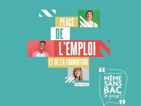 PLACE DE L'EMPLOI ET DE LA FORMATION