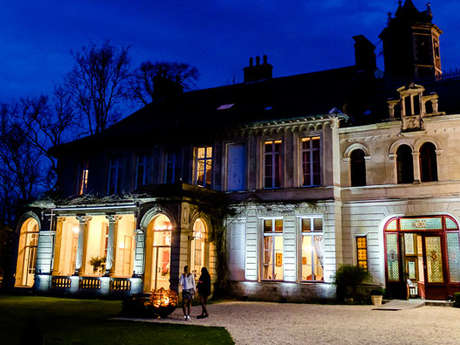 Murder Party au Château d'Aubry