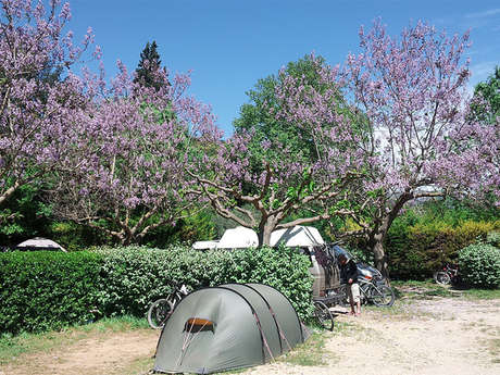 Camping Grand Jardin Vallon Sourn