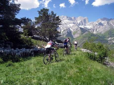 Tour de la Valgaude
