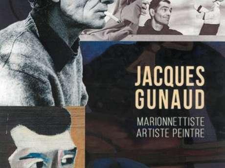 "Exposition ""Jacques Gunaud, marionnettiste, artiste peintre"""
