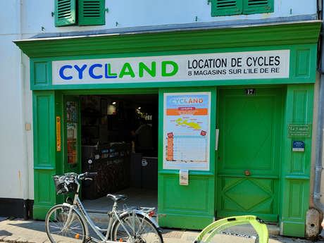 CYCLAND - LA FLOTTE