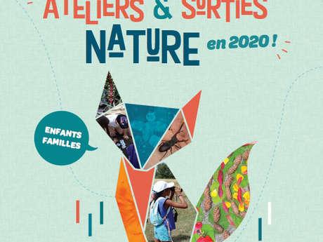 Ateliers et sorties nature de la réserve de Marolles