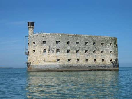 FORT-BOYARD - BILLETTERIE
