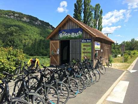 Bike Bus Dordogne
