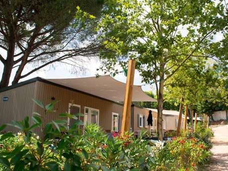 Camping Domaine de Verdagne