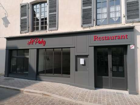 """RESTAURANT-DRIVE """"LE PINKY"""""""