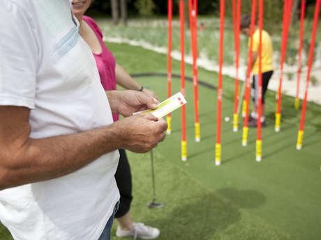 Golf miniature - Parc d'Olhain