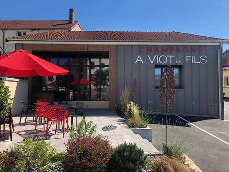 Champagne A. Viot & Fils
