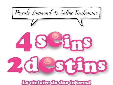 """SÉANCE DE DÉDICACE DU LIVRE """"4 SEINS, 2 DESTINS"""""""