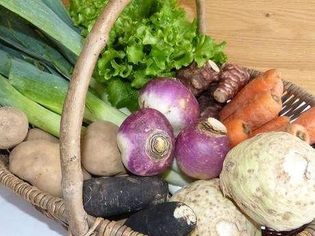 O bons produits des jardins de nounou