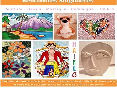 ARTS APJH Aude - RENCONTRES SINGULIERES