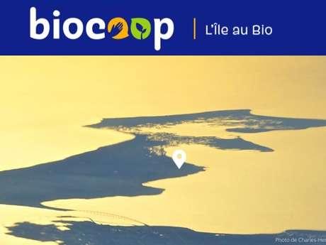 BIOCOOP L'ÎLE AU BIO