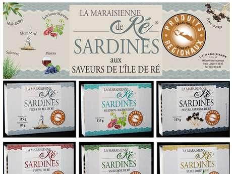 MUSÉE/BOUTIQUE DE LA SARDINE