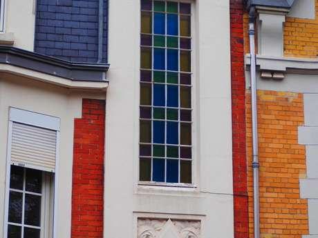 Les boulevards de Douai : vitrine de l'Art déco