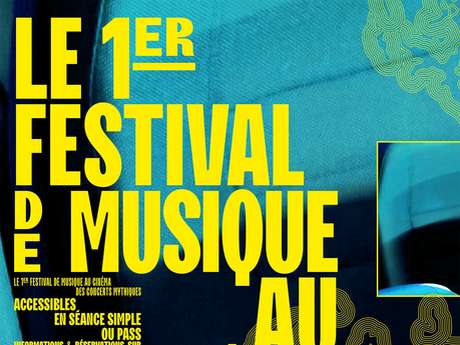 The 1st cinema music festival