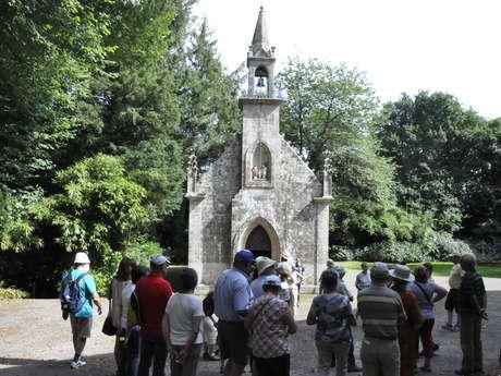 Chapelle et grotte Notre-Dame de Lourdes