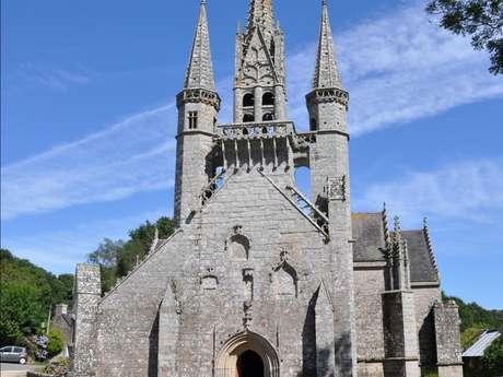 La chapelle Saint-Fiacre en jeu
