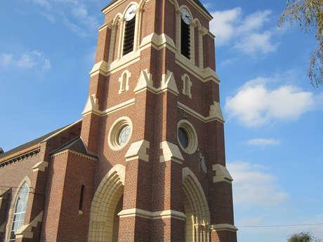 L'église Saint-Pierre de Cuinchy