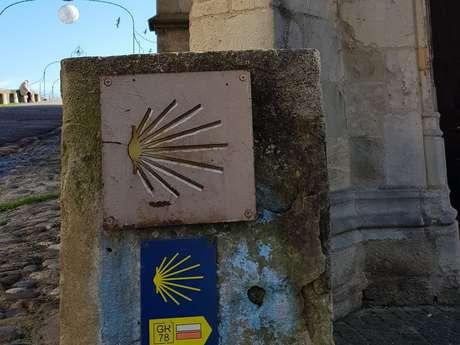Sur le chemin de St Jacques : de Carcassonne à Fanjeaux