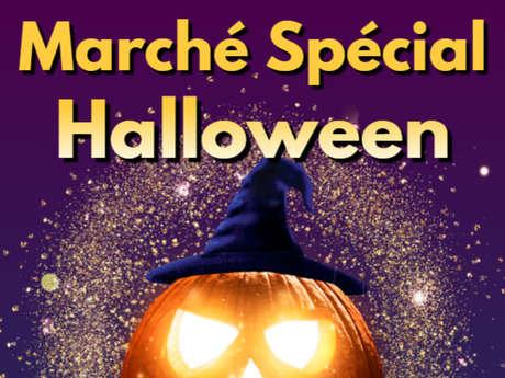 Marché Spécial Halloween